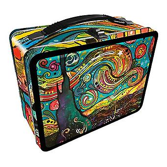 Dean russo - starry night tin carry all fun box