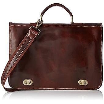 All-Fashion Gem Cbc18255gbgf22 Unisex Adult Brown handbag 9x26x40 cm (W x H x L)