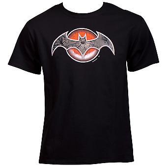 Flashpoint Comic Batman kuin Thomas Wayne Symbol T-paita
