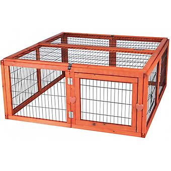 Trixie Natura Outdoor Run with Cover for rabbits (Small pets , Cages and Parks)