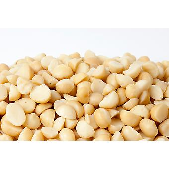 Macadamia Nuts Raw Halves -( 24.95lb Macadamia Nuts Raw Halves)