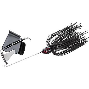 Booyah Buzz Bait 1/4 oz. Fishing Lure - Black
