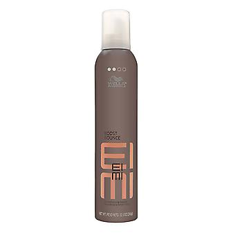 Wella EIMI Boost Bounce Curl Enhancing Hair Mousse 300ml Hold Poziom 2
