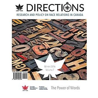 Directions Research and Policy on Race Relations in Canada by Relations Foundation & Canadian Race