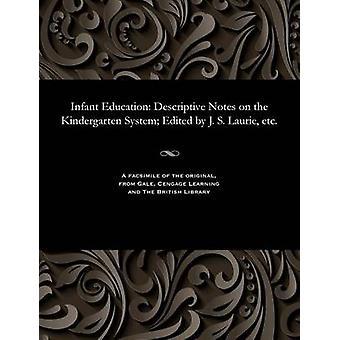 Infant Education Descriptive Notes on the Kindergarten System Edited by J. S. Laurie etc. by Laurie & James Stuart