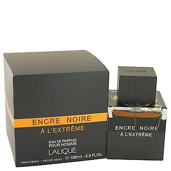 Encre Noire A L'extreme door Lalique EDP Spray 100ml