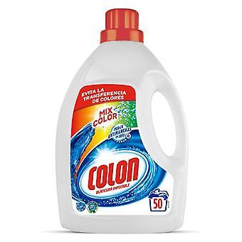 Colon Mixcolor nestemäinen pesu aine, 3,1 L (50 pesee)