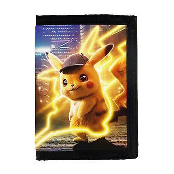 Pokemon Detective Pikachu Monedero