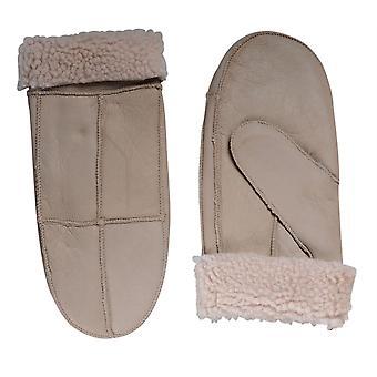 Doamnelor Nordvek 100% genuine piele de oaie mittens cu întoarce manșeta # 308-100