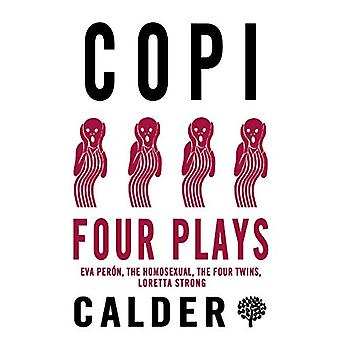 Four Plays - Copi by Copi - 9780714549668 Book