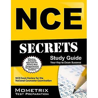 NCE Secrets - NCE Exam Review for the National Counselor Examination b
