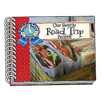 Our Favorite Road Trip Recipes with a Photo Cover - 9781620932025 Book