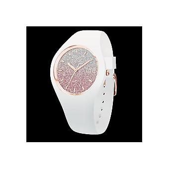 ICE WATCH - Armbanduhr - 013427 - ICE lo - White pink - Small - 3H