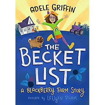 The Becket List - A Blackberry Farm Story by Adele Griffin - 978161620