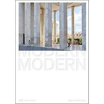 Modern Modern by Photographs by Haussmann & Photographs by Muratet & Photographs by CHALMEAU & Edited by Fabrice h2o architectes & Edited by Building Paris & Contributions by Hergott & Contributions by Pigeat & Contri