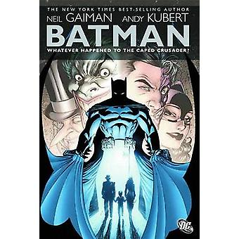 Batman door Neil Gaiman