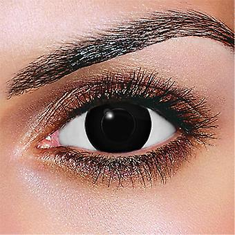 Black Contact Lenses (Pair)
