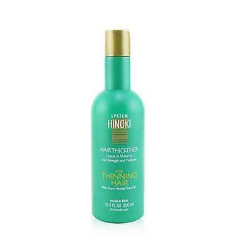 Hinoki hårförtjockningsmedel (för gallring hår) 243346 300ml/10.1oz