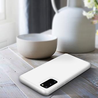 Rhinoshield Case Samsung Galaxy S20 Shockproof Fine SolidSuit Series White
