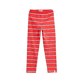 Esprit Girls' Striped Cotton Leggings