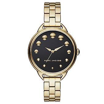 Marc Jacobs MJ3494 Betty Black Dial Ladies Watch