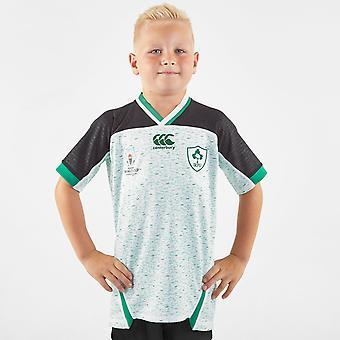 Canterbury Ireland RWC 2019 Alternate Pro Shirt Junior