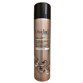 Ouidad Curl laatste flexibele hold hairspray 9 OZ