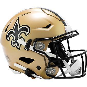 Riddell Authentic SpeedFlex Helm - NFL New Orleans Saints
