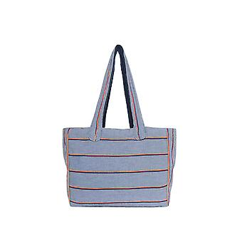Sun Of A Beach Women's Beach Bag Blue 60Cm
