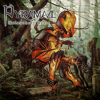 Pyramaze - Melancholy Beast [CD] USA import