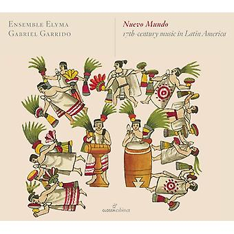 Various Artist - Nuevo Mundo - 17th Century Music in Latin [CD] USA import