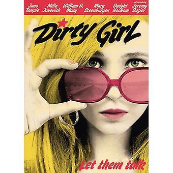 Dirty Girl [DVD] USA import