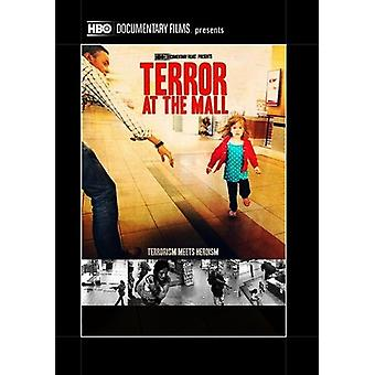 Terror at the Mall [DVD] USA import