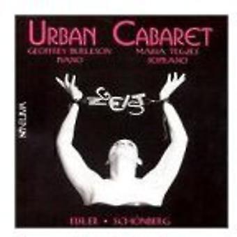 Urban Cabaret [CD] USA import