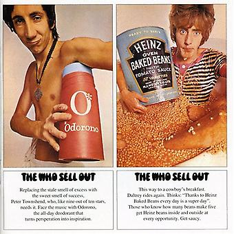 Who - Who Sell Out [CD] USA import