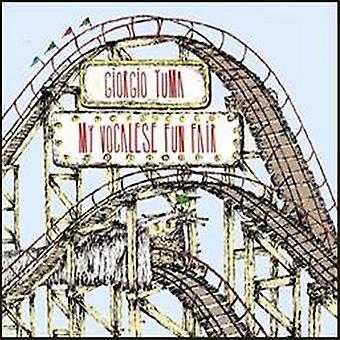 Giorgio Tuma - My Vocalese Fun Fair [CD] USA import