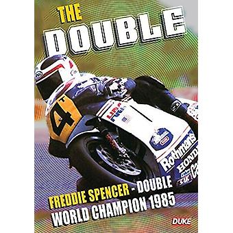 Double the: Freddie Spencer 1985 [DVD] USA import