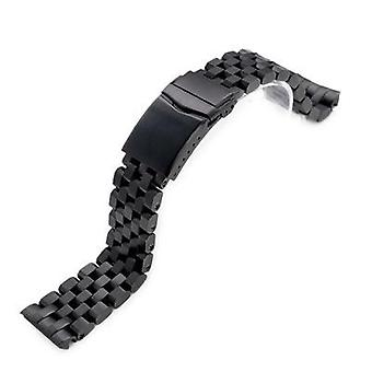 Strapcode watch bracelet strapcode 22mm super engineer ii 316l stainless steel watch bracelet for seiko new turtle srpc49k1, srp777, wcp45307