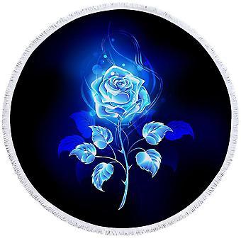 Blue Rose ranta pyyhe