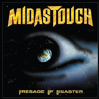 Midas Touch - Presage of Disaster [CD] USA import