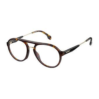 Carrera 137/V 2IK Havana-Gold Glasses