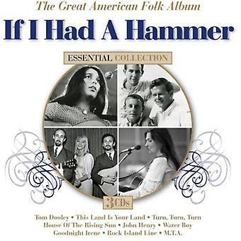 Various Artists - If I Had a Hammer: Great American Folk [CD] USA import