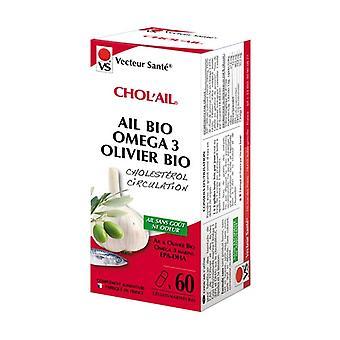 ORGANIC Chol'ail 60 capsules