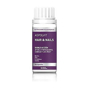 Aspolvit Hair & Nails 60 capsules