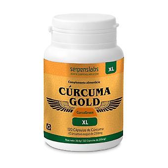 Turmeric Gold XL 120 capsules