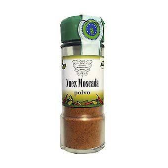 Organic Nutmeg Powder (Seasoning) 40 g