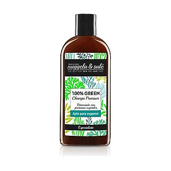 100% Green Shampoo - travel format 100 ml