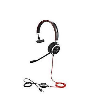 Jabra Evolve 40 Ms Mono Hd Audio Ms Certified