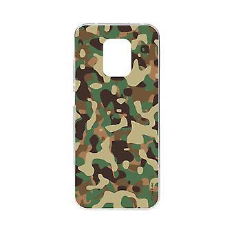 Casco para Xiaomi Redmi Note 9 Pro Soft Militar Camuflagem Militar
