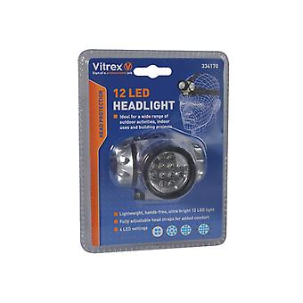 Vitrex 334170 Headlamp 12 LED VIT334170